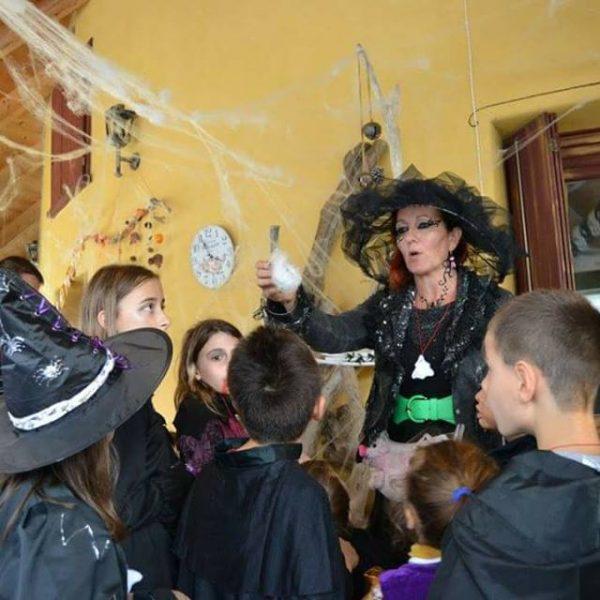 halloween giornate famigia in Catena Rossa